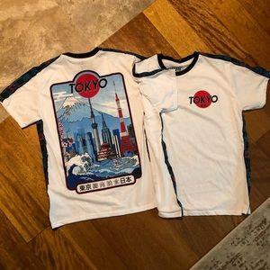 Fresh Laundry Tokyo, Japan Designer T-Shirt